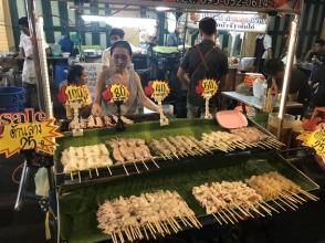 Bangkok OC (Oriental City) - street food