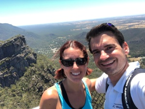 Grampians The Pinnacle