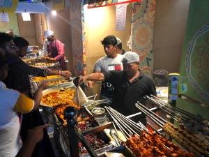 streetfood - delhi, india