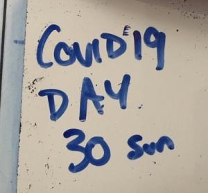 Coronavirus day 30