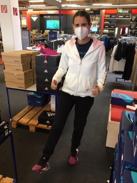 new shoes coronavirus