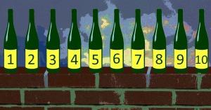 10 green bottles