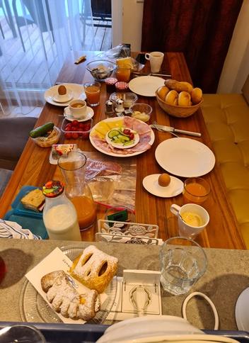 Ossiacher See - Breakfast