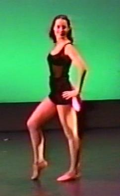 Dancing concert