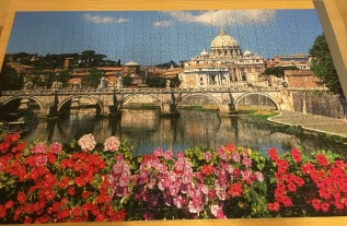 jigsaw puzzle time