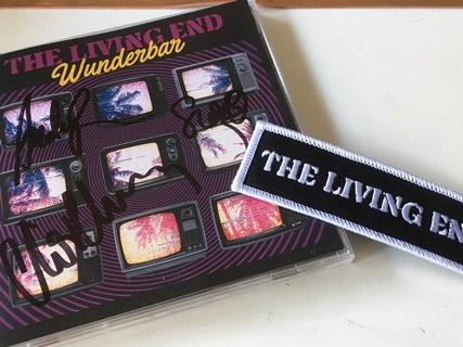 The Living End CD Wunderbar