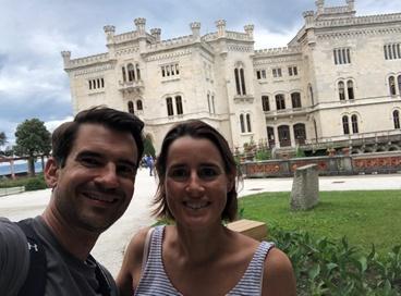 Castle Miramare, Trieste